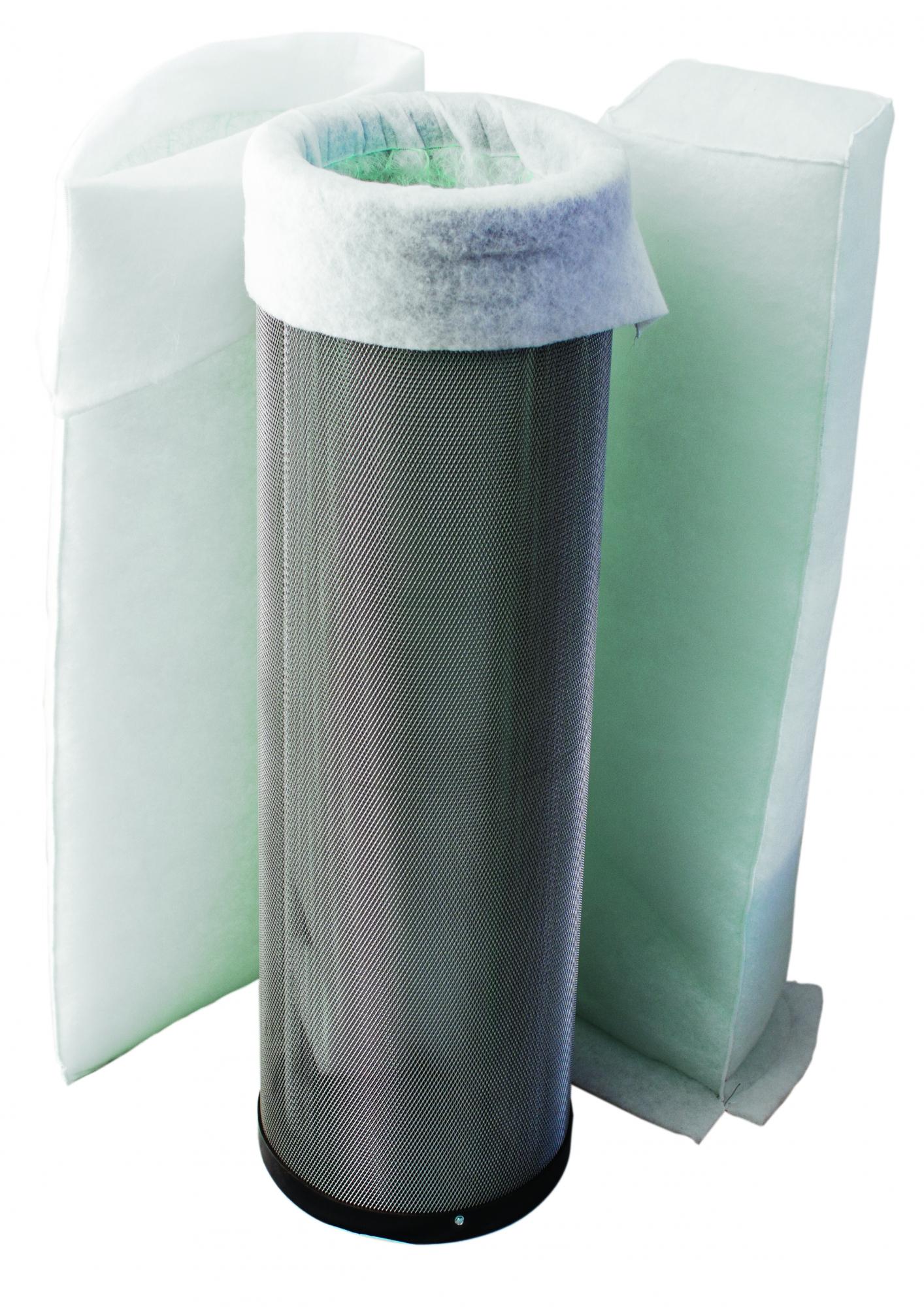 Maniche per depuratori maniche filtranti for Filtro per cabina di fusione ford